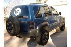 "Jeep Liberty KJ 3"" Lift Kit Suspension Rough Country"