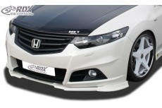 Lip spoiler,Bumper, Extension, Splitter,Front Spoiler HONDA Accord CU2 CW2