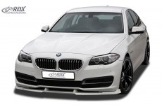 Lip spoiler,Bumper, Extension, Splitter,Front Spoiler BMW 5-series F10 / F11 2013+