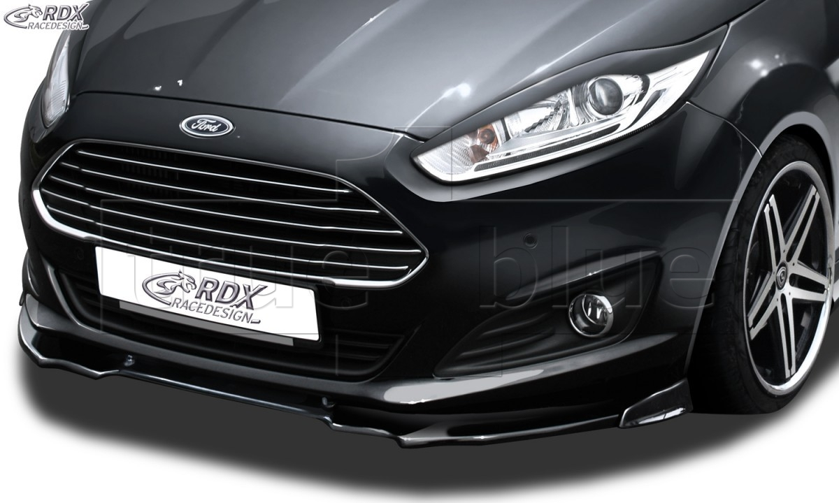 Lip Spoiler Bumper Extension Splitter Front Spoiler Ford