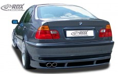 Rear Bumper extension, Lip spoiler,Extension, Splitter,BMW 3-series E46
