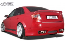 "Rear Bumper extension, Lip spoiler,Extension, Splitter,AUDI A4-B6/8E sedan ""GT-Race"""