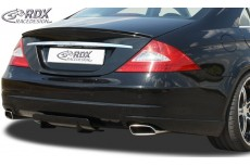 REAR BUMPER SPOILER LOWER DIFFUSOR, Rear Diffusor U-Diff Mercedes CLS-Class C219