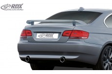 Rear Spoiler, Rear Lip Spoiler,Splitter,Rear Extension Rear Spoiler BMW 3-series E92 / E93