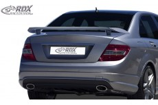 Rear Spoiler, Rear Lip Spoiler,Splitter,Rear Extension Rear Spoiler MERCEDES C W204