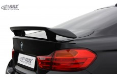 Rear Spoiler, Rear Lip Spoiler,Splitter,Rear Extension Rear Spoiler BMW 4-series F32 / F33