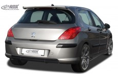 Rear Spoiler, Rear Lip Spoiler,Splitter,Rear Extension Rear Spoiler Peugeot 308