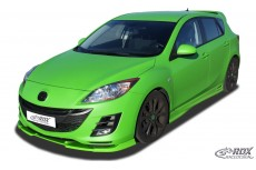 "Side skirts, Extension,MAZDA 3 (BL) ""GT4"""
