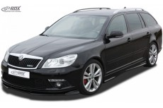 "Side skirts, Extension,Sideskirts SKODA Octavia 2 / 1Z (incl. Facelift) ""GT4"""