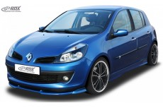 "Side skirts, Extension,Sideskirts RENAULT Clio 3 Phase 1 / 2 (not RS) ""GT4"""