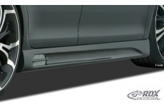 Side skirts, Extension,Side skirts MERCEDES C-Class W204 / S204 -2011