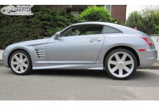 Side skirts, Extension,Side skirts CHRYSLER Crossfire