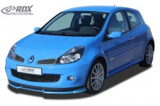 Front Spoiler, Extension, Lip Spoiler, Splitter RENAULT Clio 3 RS Phase 1